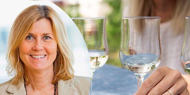 """""""Framtiden ser positiv ut för svenskt vin"""""""
