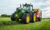 Traktormarknaden backar