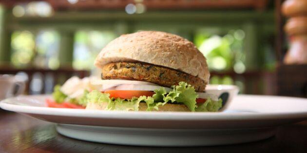 Vegofärs med köttsmak nytt i Danmark