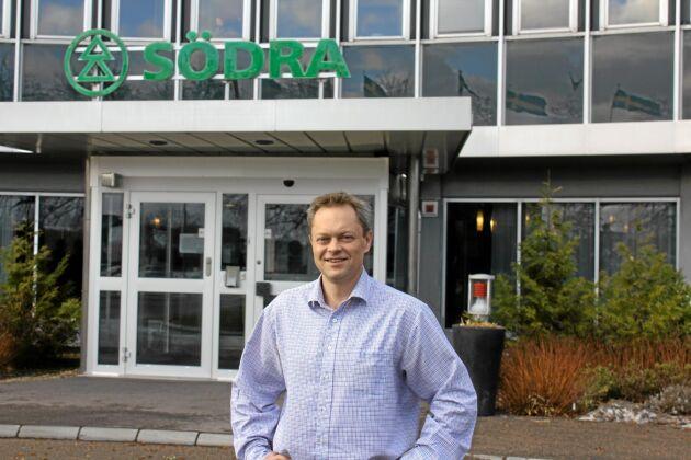 Håkan Larsson, med 15 år bakom sig i koncernen, lämnade Södra 2018.