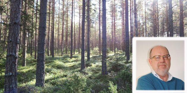 """""""Vi måste hålla EU borta från skogspolitiken"""""""