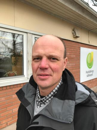 Frans Johnson, ogräsrådgivare på Jordbruksverket.