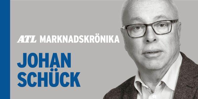 """""""Sverige är på väg ut ur krisen"""""""