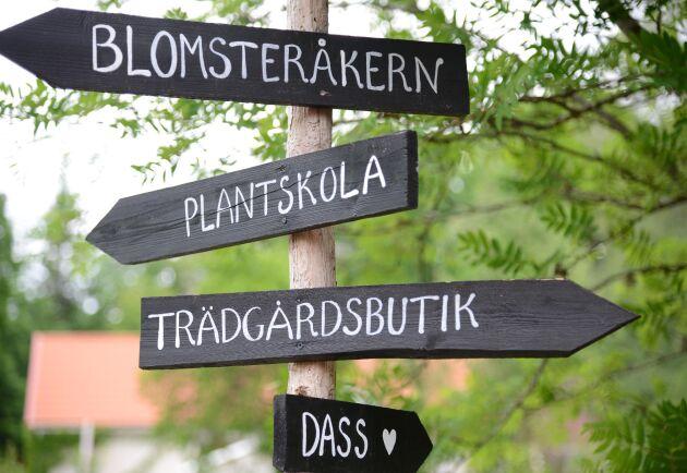 Fiddekulla trädgård – en odling mittemellan Karlskrona, Kalmar och Växjö.