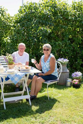 Kent och Carina trivs ihop och håller kärleken vid liv efter 50 års äktenskap!