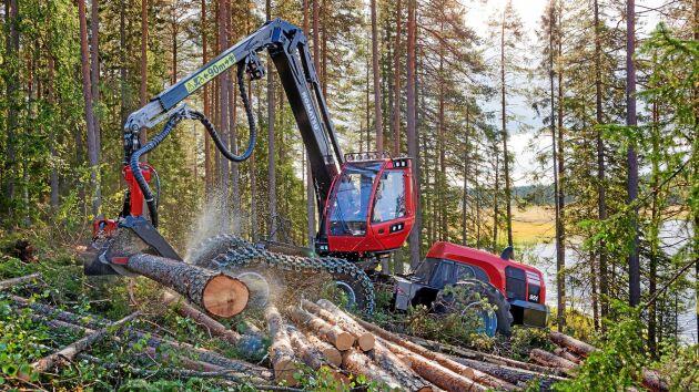 Komatsu Forest är en av de världsledande tillverkarna av skogsmaskiner. Nu är det klart att man bygger en ny stor fabrik i Umeå.