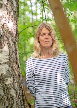 Maartje Klapwijk, ekolog på SLU, har lett den tvärvetenskapliga forskarstudien.