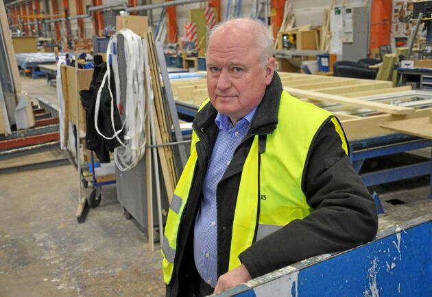 Claes Hansson, VD Götenehus, har under sina 30 år i branschen aldrig tidigare upplevt att marknaden viker samtidigt som det finns ett stort bostadsbehov.