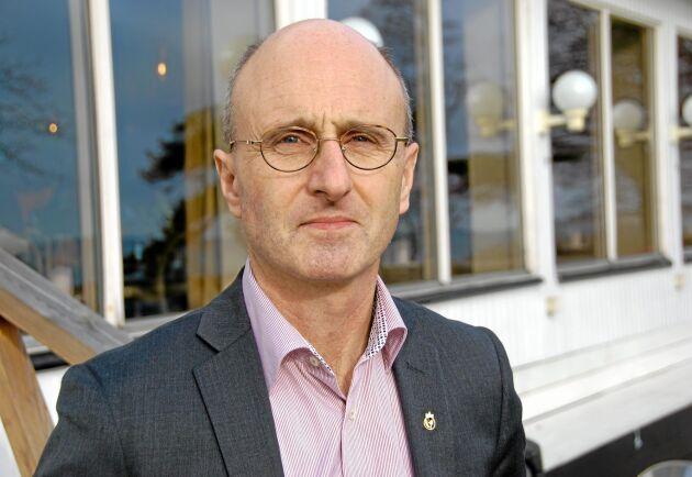 Anders Lindkvist, generalsekreterare Betodlarna.