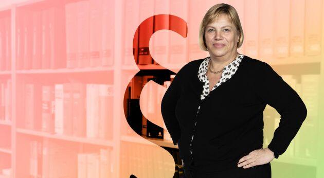 Lena Johansson är politisk chefredaktör och ledarskribent i Land Lantbruk.