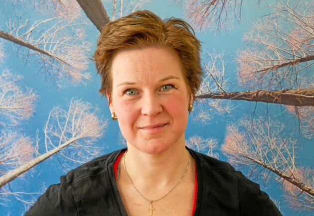 Ida Oderstål, krönikör i Land Skogsbruk.