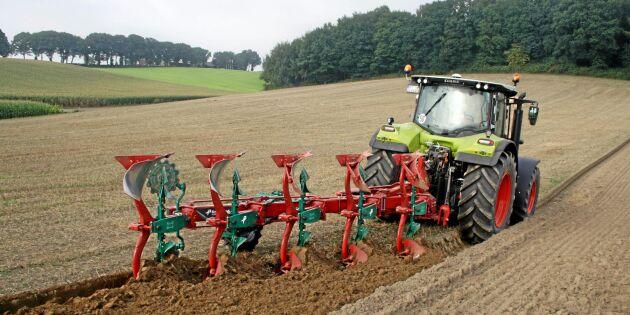 Risk för vattenbrist ställer högre krav på jordbrukare