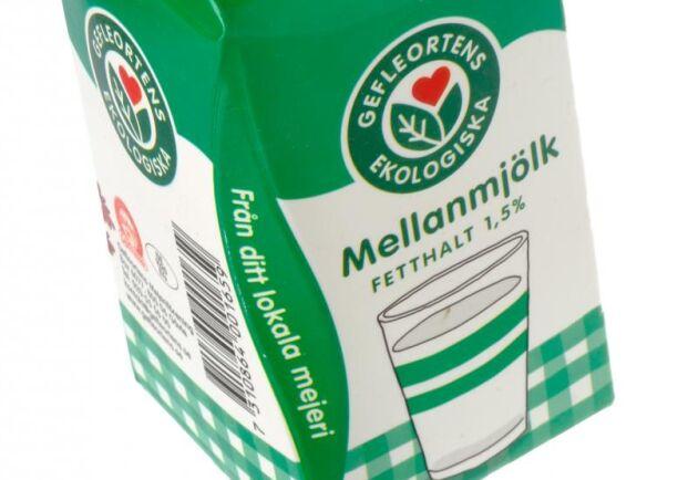 Gefleortens mjölk och Dalamjölk kommer att vara kvar i sortimentet.