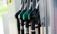 Billigare diesel och HVO efter stiltje