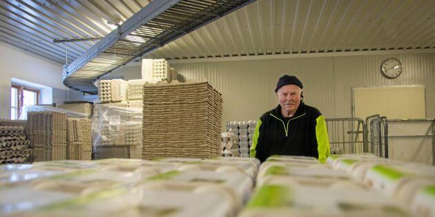 ATL TV: Äggproducent kläckte ny affärsidé