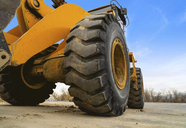 Flest entreprenadmaskiner har försvunnit i Stockholms län. Västra Götaland är det län där flest traktorer har efterlysts.
