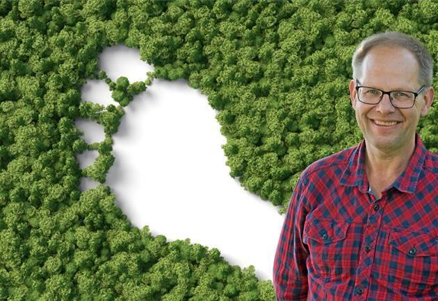 Leif Öster, skogsägare och turismföretagare.