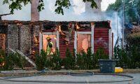 SLU-branden: 27-åring häktad