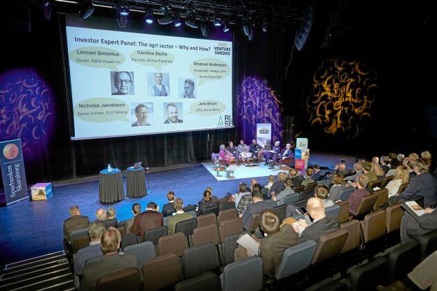27-28 november arrangerades första upplagan av Agri Venture Sweden i Vara. Konceptet består i att nystartade företag med innovativa lösningar inom lantbrukssektorn får chansen att träffa investerare, industrier och myndigheter.