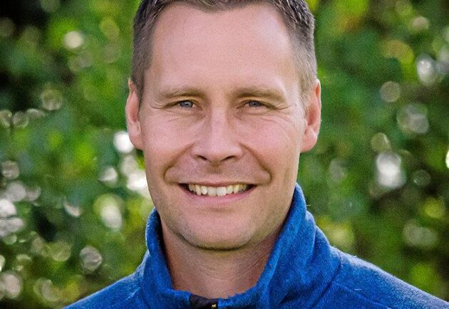 Per Zakariasson, jaktvårdskonsulent på Svenska Jägareförbundet och länsansvarig för Stockholm.