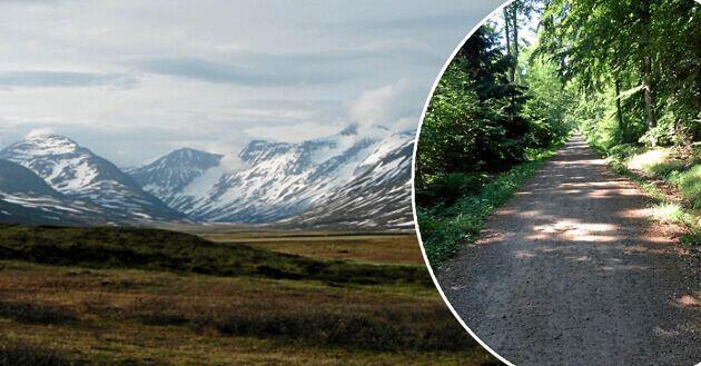 Svenska turistföreningens medlemmar har röstat fram sina favoritplatser att upptäcka på en semester i Sverige.