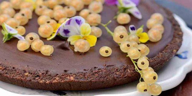 Sommarens vackraste pynt. Dekorera dina bakverk med ätbara blommor!