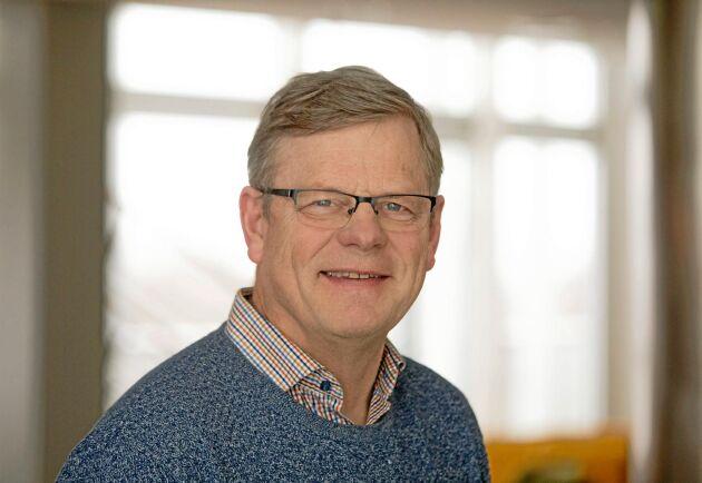 Göran Örlander, skogsstrateg på Södra.